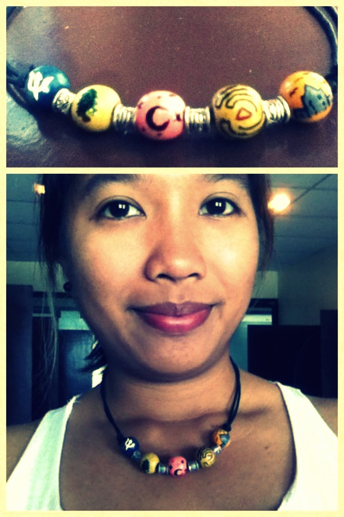Diy Percy Jacksons Camp Half Blood Necklace Memoirs Of Zeishi