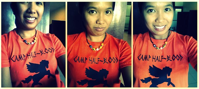 Camp Half-Blood shirt